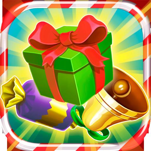 解谜の3キャンディー:冬物語 LOGO-記事Game