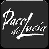 Tonos de Paco de Lucía