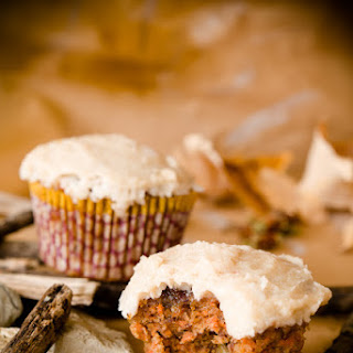 Paleo Diet Carrot Cupcakes (Gluten-free and Dairy-free) – A Caveman or Cavewoman's Dream.