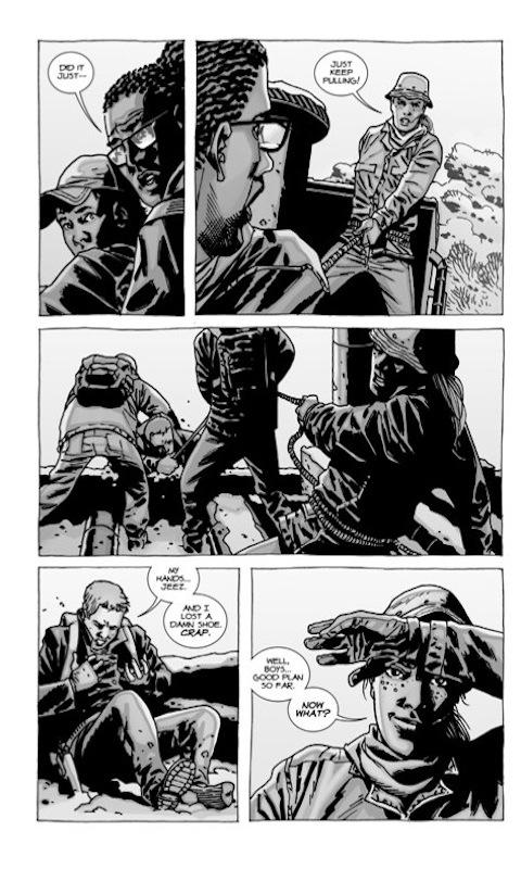 The Walking Dead, Vol. 14 - screenshot