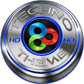 Techno HD GO Launcher Theme