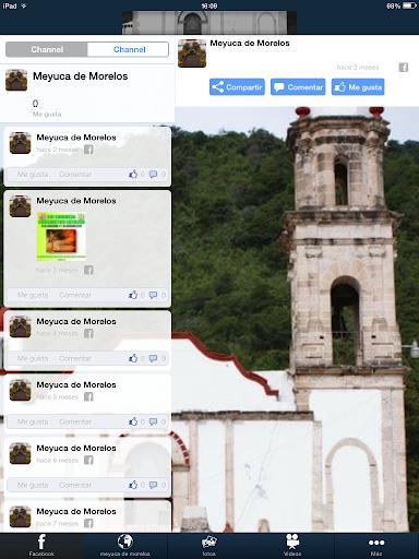 【免費生活App】meyuca de morelos-APP點子