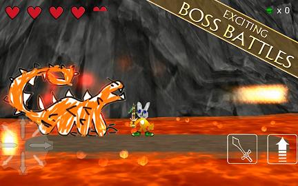 Sir Hoppity Knight Bunny RPG Screenshot 3