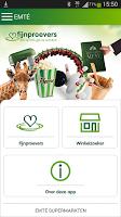 Screenshot of EMTÉ Supermarkten