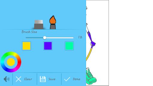 玩免費家庭片APP|下載Monster Girls ColorBook app不用錢|硬是要APP