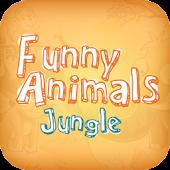 Funny Animals Jungle