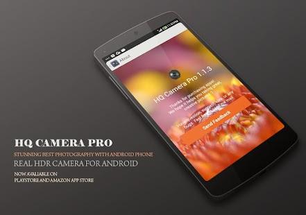 HQ Camera Pro