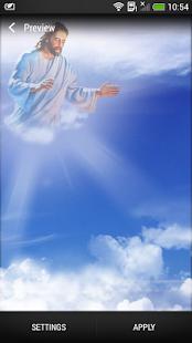 Bůh Fond Animé - náhled