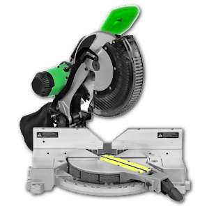 miter saw labeled. miter saw settings labeled