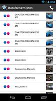 Screenshot of Laurel BMW DealerApp