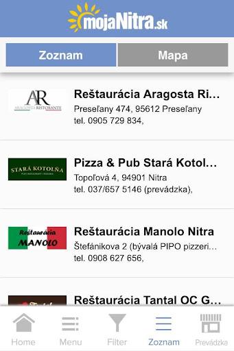 免費旅遊App|Moja Nitra|阿達玩APP
