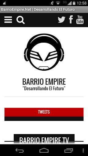 Barrio Empire INC