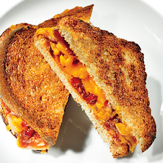Tomato-Prosciutto Grilled Cheese
