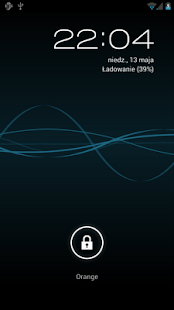 Nexus Waves LWP - screenshot thumbnail