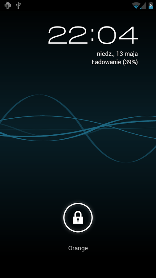 Nexus Waves LWP- screenshot