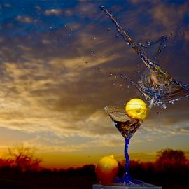 Splashin by Craig Luchin - Food & Drink Alcohol & Drinks ( lemonade )