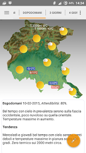 Meteo.FVG- screenshot thumbnail