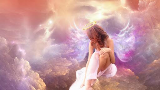 Angel HD Live Wallpaper Magic