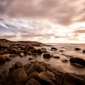 by Tracey Macnish - Landscapes Beaches ( socity6, facebook )