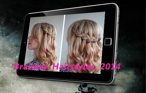 2014 年发型编织