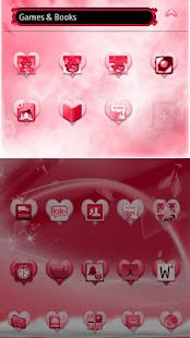 Valentines Day GO Launcher EX - screenshot thumbnail