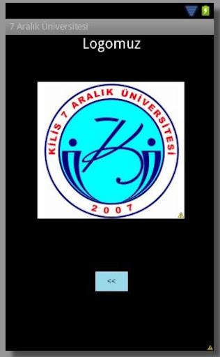 【免費教育App】7 Aralık Üniversitesi-APP點子