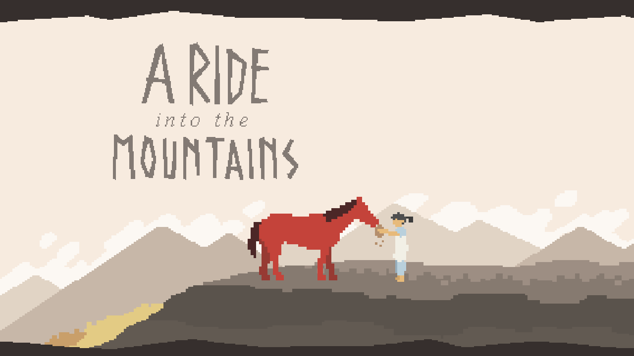 A Ride into the Mountains - screenshot