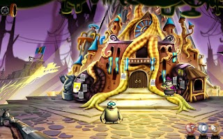 Screenshot of City Of Secrets