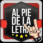 Al Pie de la Letra Rock!