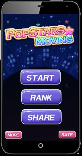 Pop Star Moving