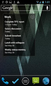 BHive Google Tasks Free screenshot 1