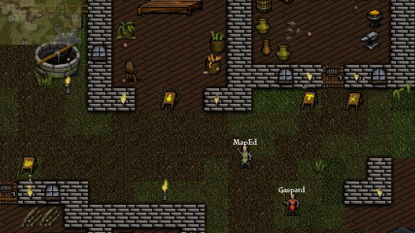 9th Dawn RPG Free Demo - screenshot