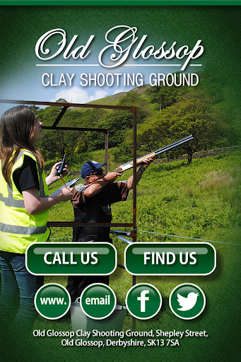 Old Glossop Clay Shooting