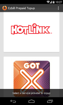 Prepaid Topup Malaysia