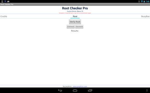 Root Checker Pro - screenshot thumbnail