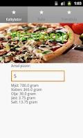 Screenshot of Pizzarecept