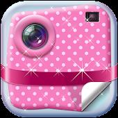Insta Cute Girly Stickers