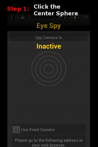 Eye Spy - screenshot