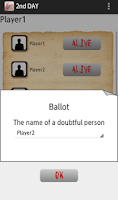 Screenshot of WEREWOLF - play with friendS -