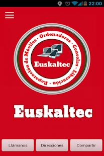 EUSKALTEC - náhled