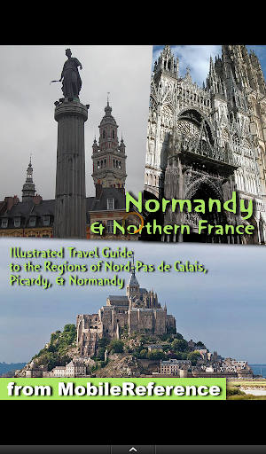 免費旅遊App|Normandy - FREE Guide & Map|阿達玩APP
