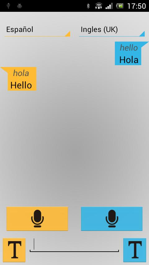 TransUp Lite Translator- screenshot