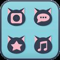 Kuro icon theme icon