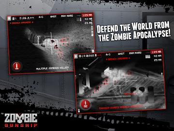 Zombie Gunship Screenshot 7