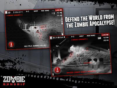 Zombie Gunship: Gun Dead 3D v1.14.3