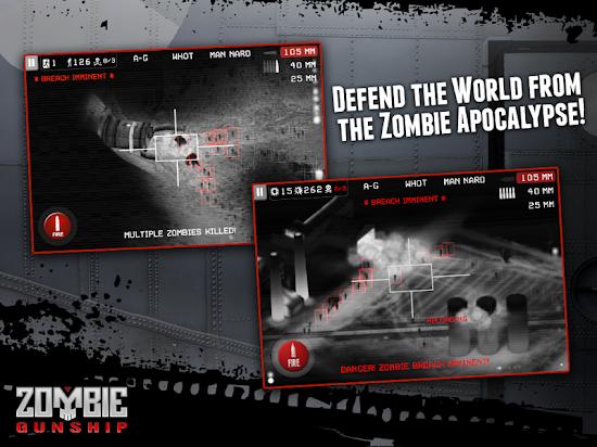 Zombie Gunship Apk