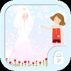 Snow queen Protector Theme icon