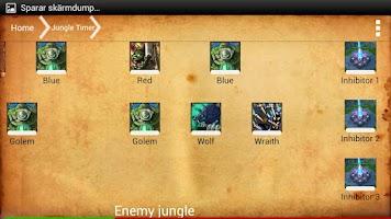 Screenshot of LeagueDroid League of Legends