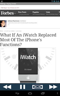 Forbes (Read Aloud to You) - screenshot thumbnail