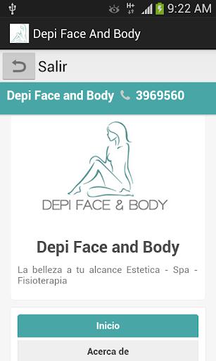 Depi Face Body